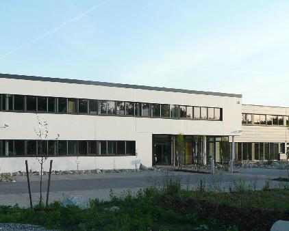 Neubau Verwaltungs- und Montagegebäude