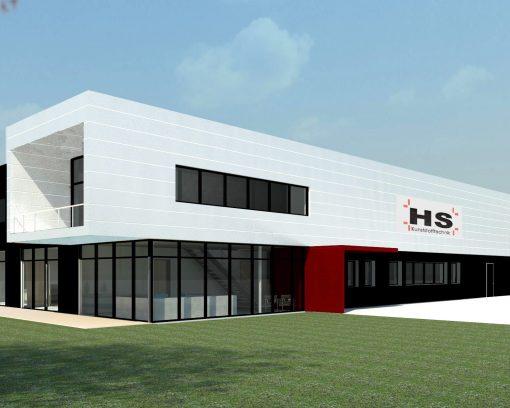 Firmengebäude HS Kunststofftechnik