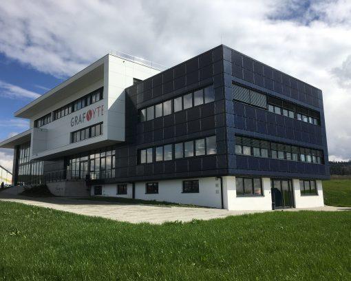 Neubau Produktion mit Verwaltung